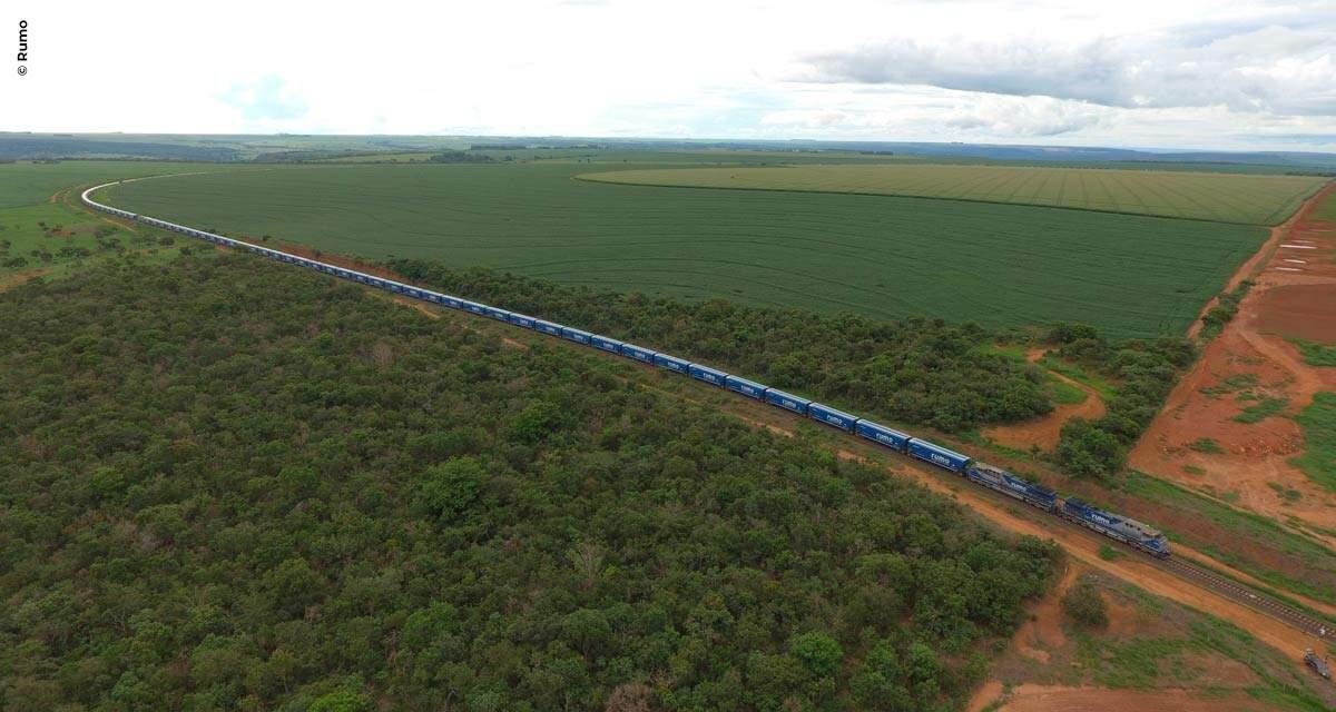Rumo inicia sua operação na Ferrovia Norte-Sul