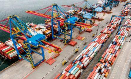 Santos Brasil automatiza gates no Tecon Santos e agiliza tráfego de caminhões no terminal