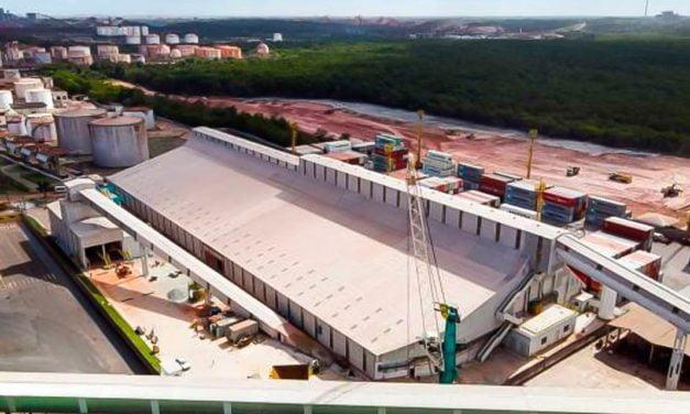 Com tecnologia pioneira e otimização de processos, Porto de Itaqui recebe moderno terminal de fertilizantes