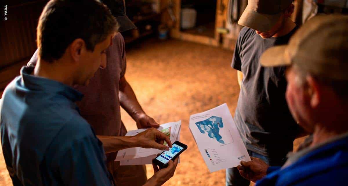 Aplicativo Atfarm, da Yara, já conta com mais de 15 mil usuários