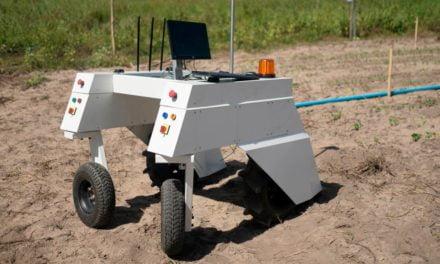 Robô autônomo capaz de mapear crescimento, germinação e identificar pragas em plantações