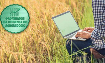 Jornalistas&Cia anuncia finalistas do Prêmio +Admirados da Imprensa do Agronegócio