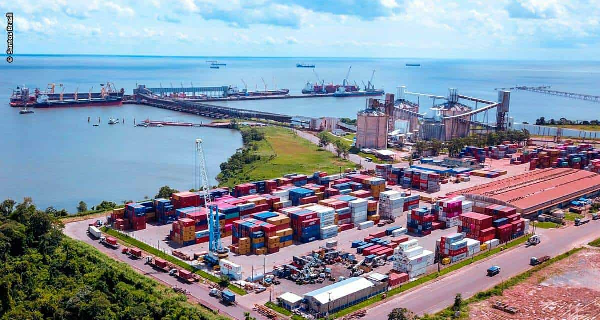 Santos Brasil apresenta Relatório de Sustentabilidade 2020