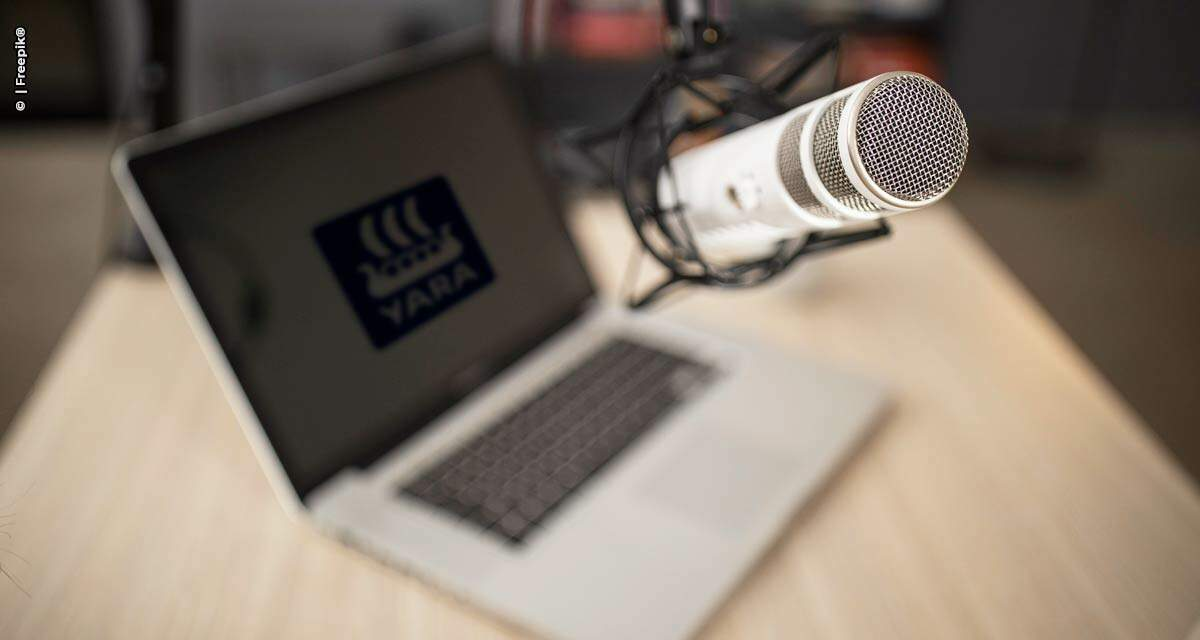 Yara lança podcast para produtores rurais e parceiros