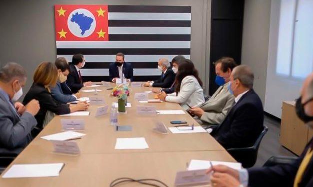 Itamar Borges assume a Secretaria de Agricultura e Abastecimento de SP e busca diálogo com entidades do agro paulista