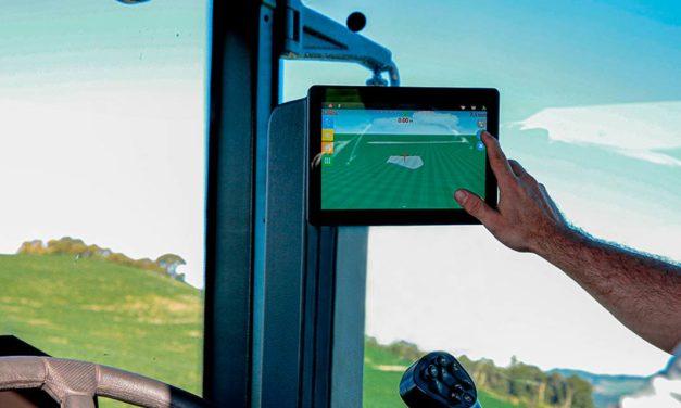Hexagon lança display maior e mais potente para expandir tecnologia no campo
