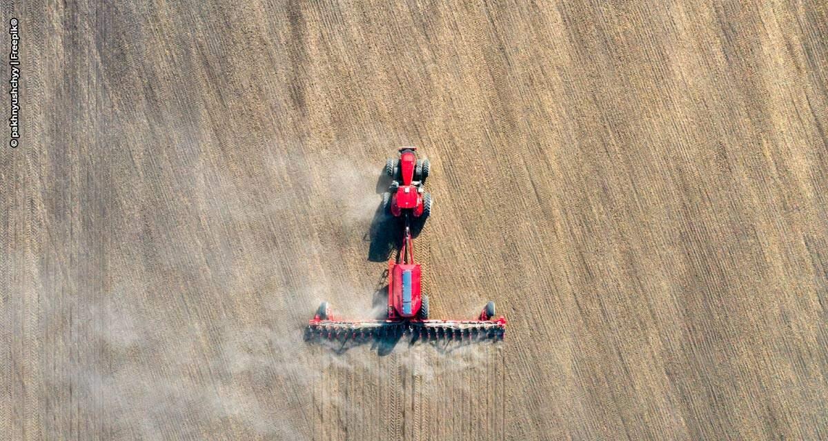 Mercado de máquinas agrícolas cada vez mais aquecido