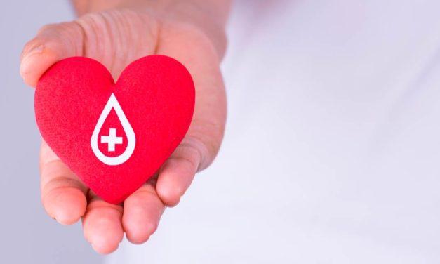 Junho Vermelho, um mês dedicado à importância da doação de sangue