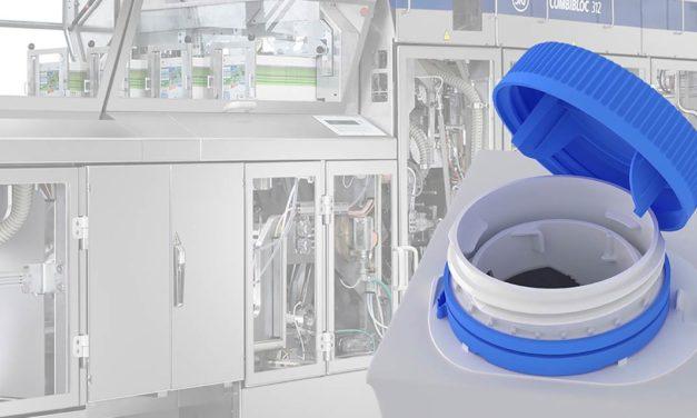 SIG anuncia lançamento de tampas tethered para embalagens
