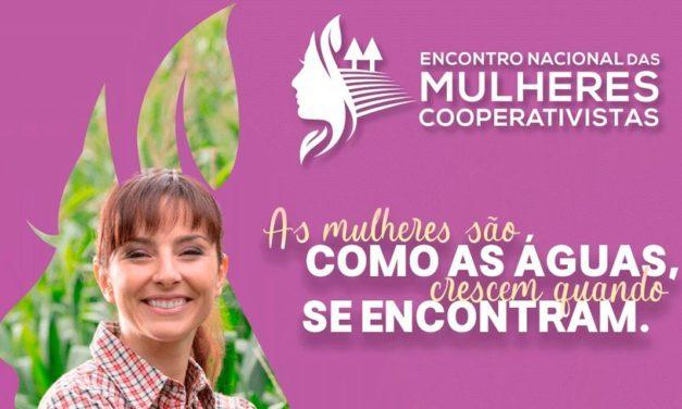 Encontro Nacional das Mulheres Cooperativistas será realizado em 21 e 22 de setembro