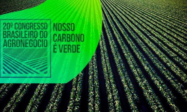 Nesta segunda (2/8), o Congresso Brasileiro do Agronegócio irá mostrar o potencial do carbono verde no país