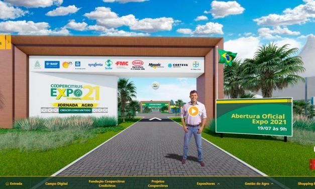 Coopercitrus realiza a maior e mais completa feira virtual agro do Brasil