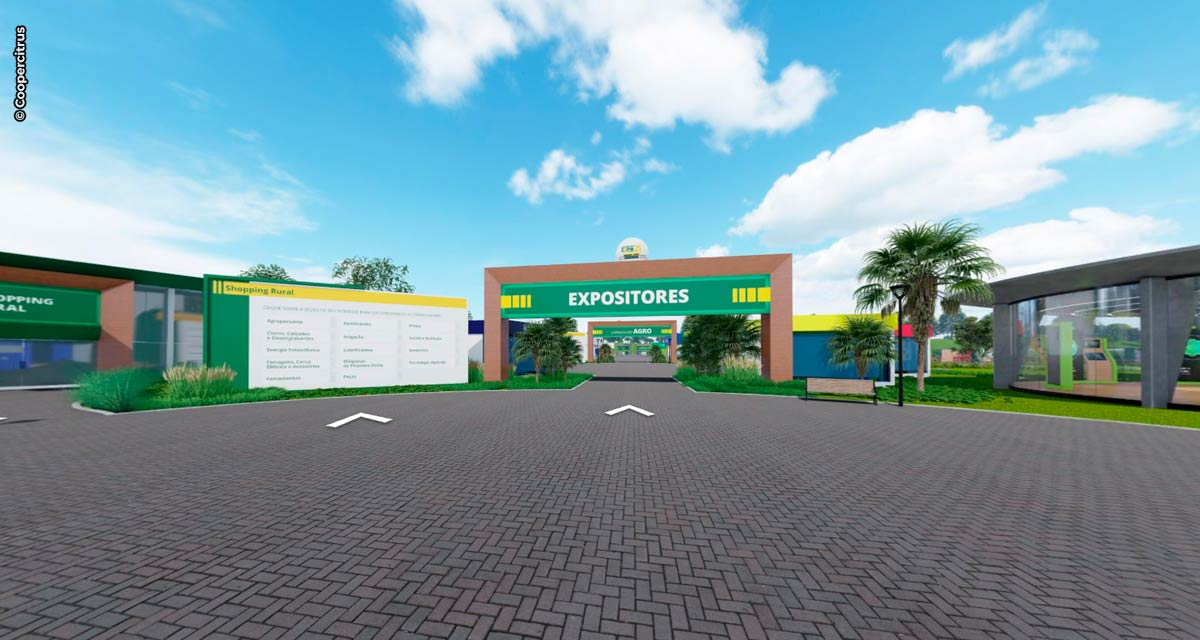 Coopercitrus Expo Digital: Está no ar a mais completa feira digital do agronegócio