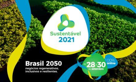 Inscrições abertas para a 10ª edição do congresso Sustentável