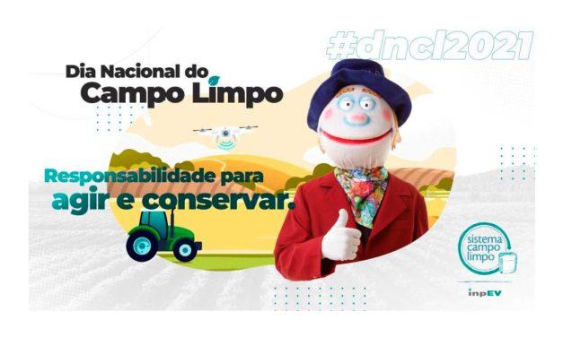 Ações de solidariedade marcam a comemoração do Dia Nacional do Campo Limpo em 18 de agosto