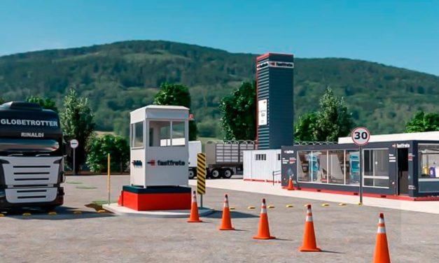 Paranaguá ganha primeiro pátio de caminhões que oferece pernoite e segurança 24 horas