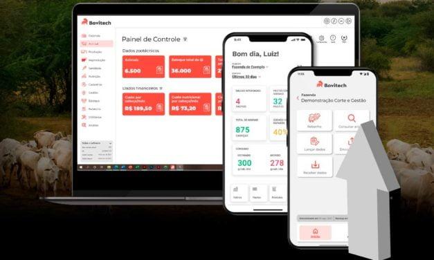 Ideagri lança Bovitech, software dedicado à pecuária de corte